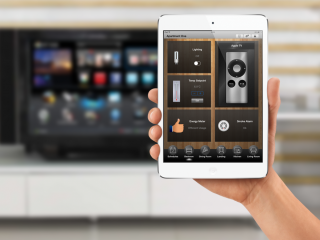 eBMS/Mobile Home Automation App